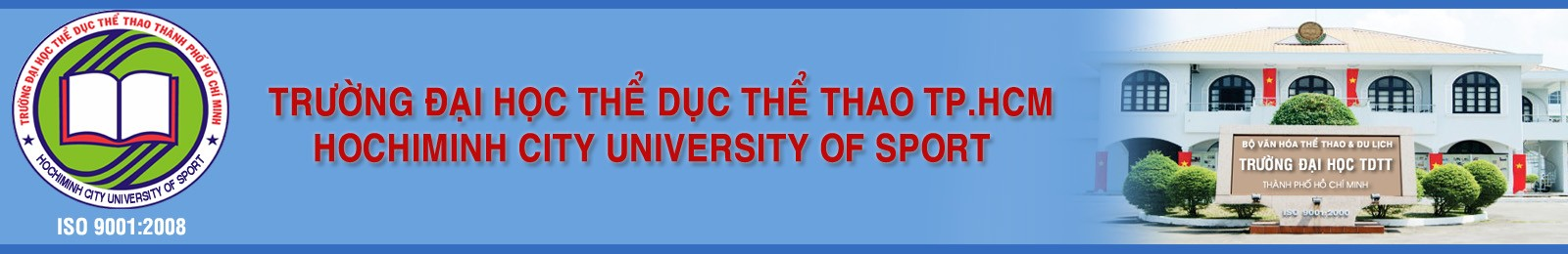Trường ĐH thể thao TP Hồ Chí Minh